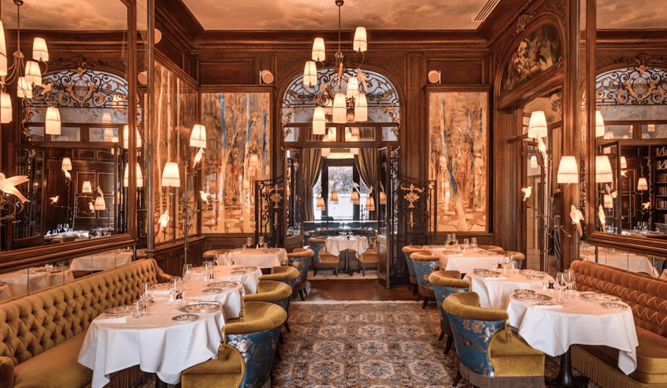 «Maison Russe» : un splendide restaurant franco-russe ouvre au coeur d'un Hôtel particulier parisien !