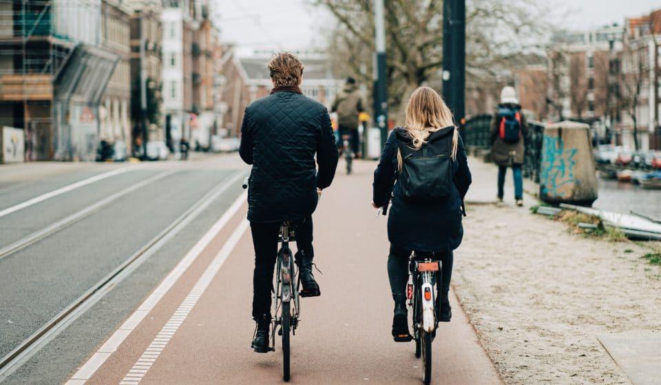 Un nouveau «plan vélo» avec une carte de près de 200 km de pistes cyclables annoncé à Paris !