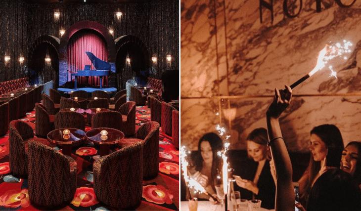 Les plus beaux restaurants branchés et festifs de Paris !