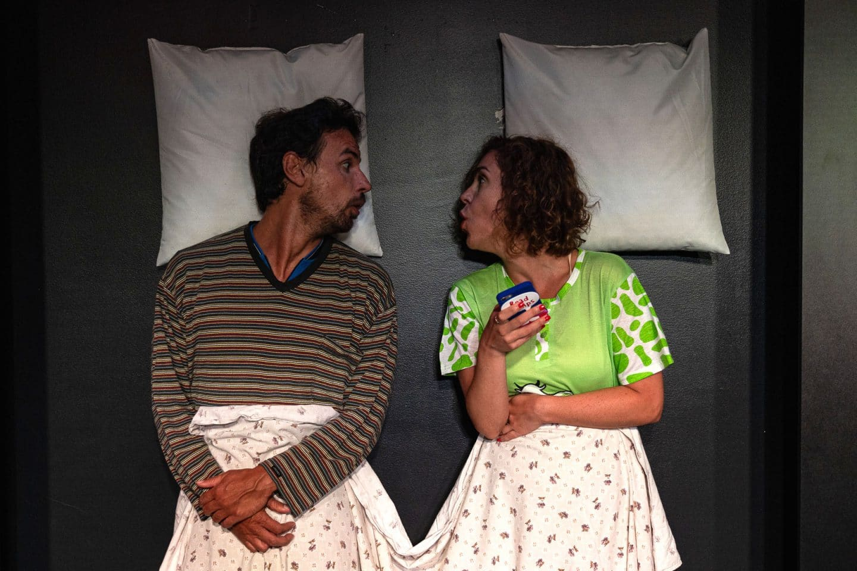 teatro amor e redes sociais