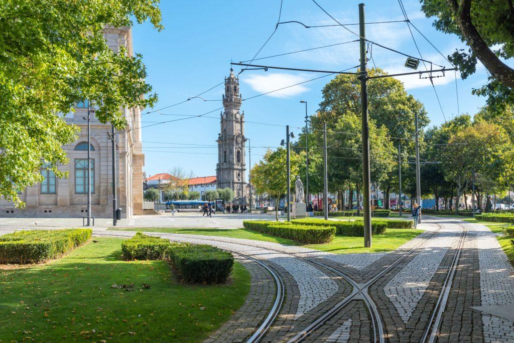 Ruas partilhadas pelo Porto e por Lisboa