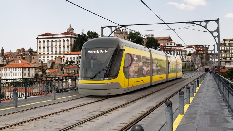 Metro do Porto mais moderno, fluido, espaçoso e confortável