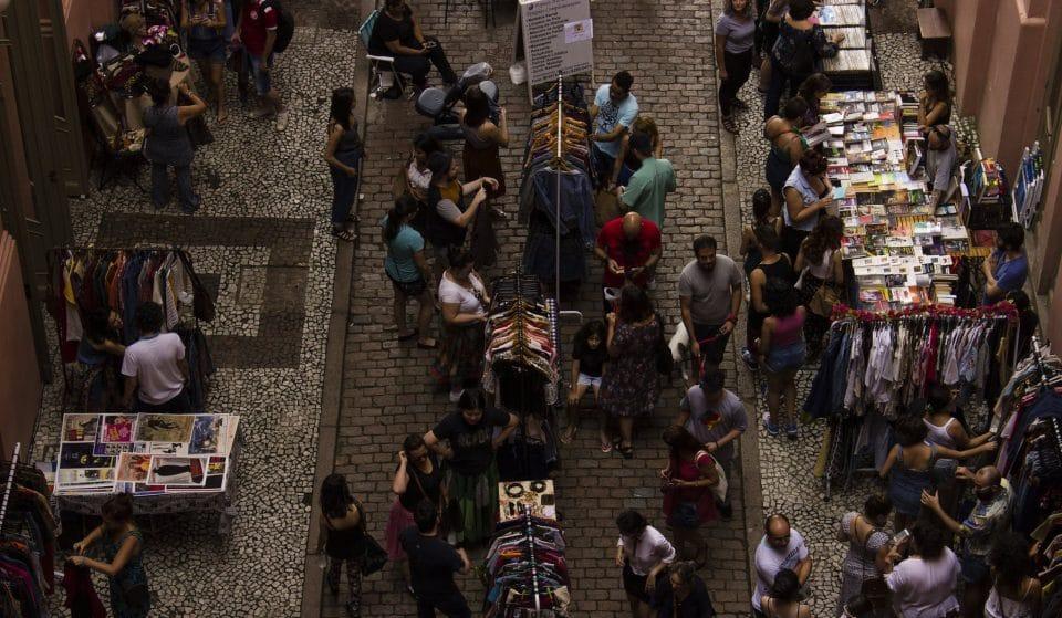 5 mercados urbanos para visitar no Porto