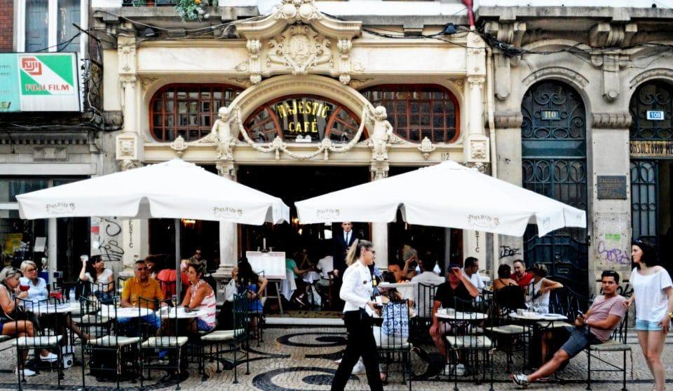 Os cafés mais antigos do Porto