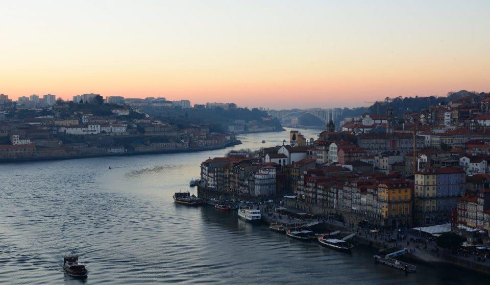 5 sítios para ver o pôr do sol no Porto