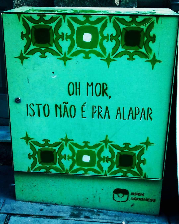 arte urbana no Porto