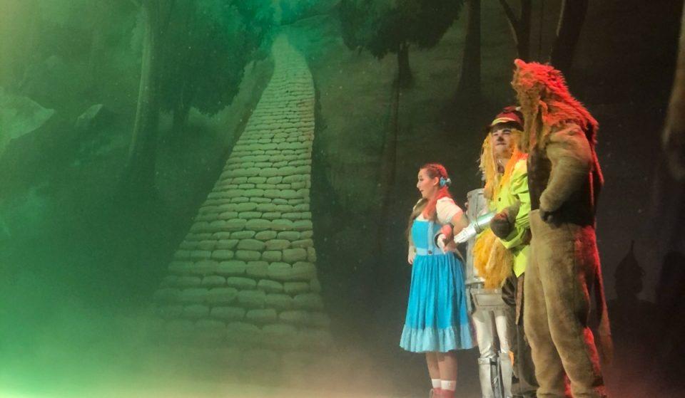 """""""Alice e o País das Maravilhas no Gelo"""" para ver em streaming a partir de amanhã"""