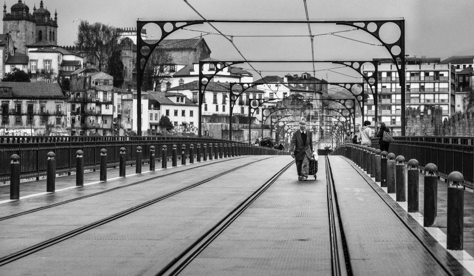 Fotos do Porto deserto e secreto em tempos de quarentena