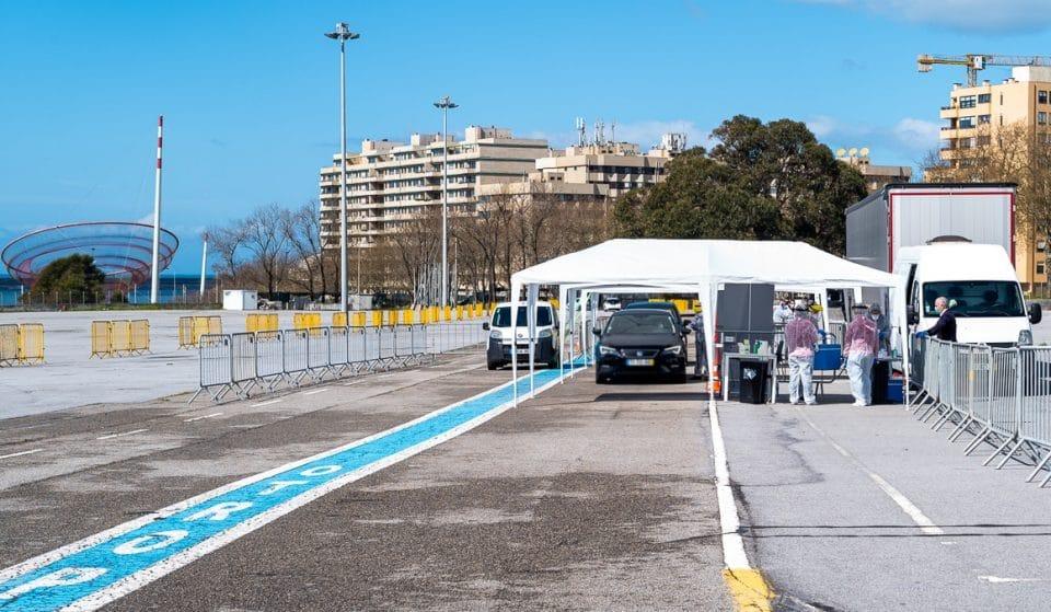CORONAVÍRUS: Ventiladores a caminho do Porto e centro de rastreio abre no Queimódromo