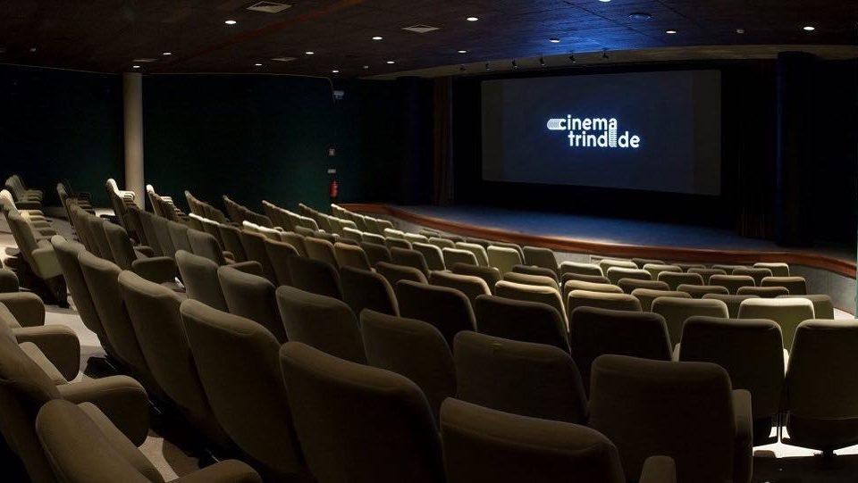 Cinema Trindade: a história de uma das mais antigas salas do Porto