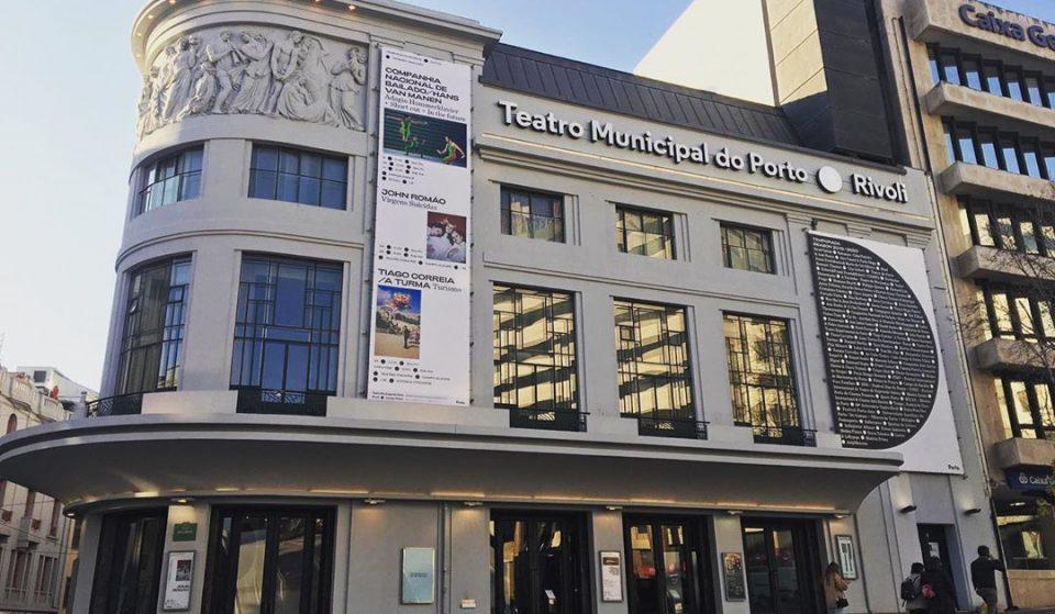 A programação do Teatro Municipal do Porto regressa em setembro