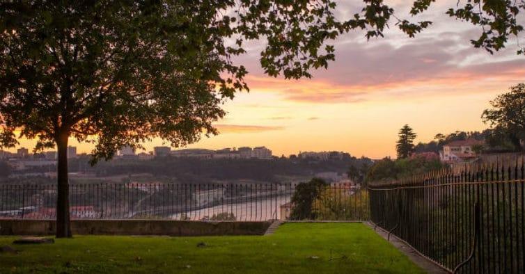 Já reabriram alguns parques e jardins no Porto