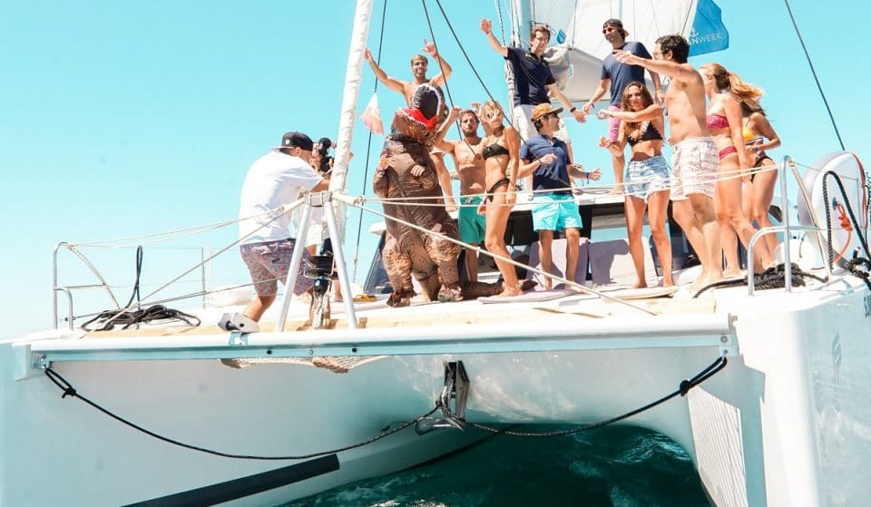 The Ocean Week: uma aventura de 7 dias pela costa algarvia