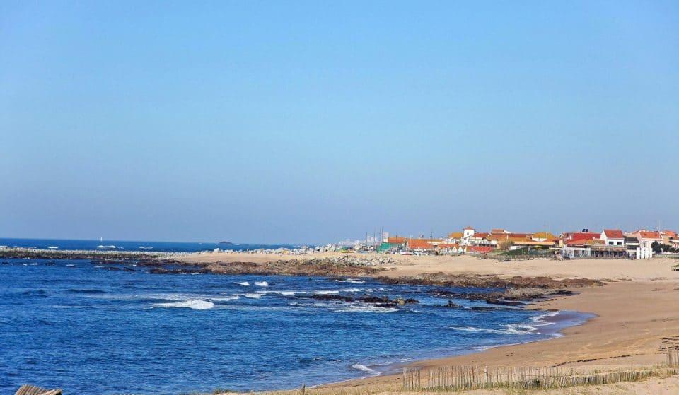 10 praias a menos de 1h do Porto