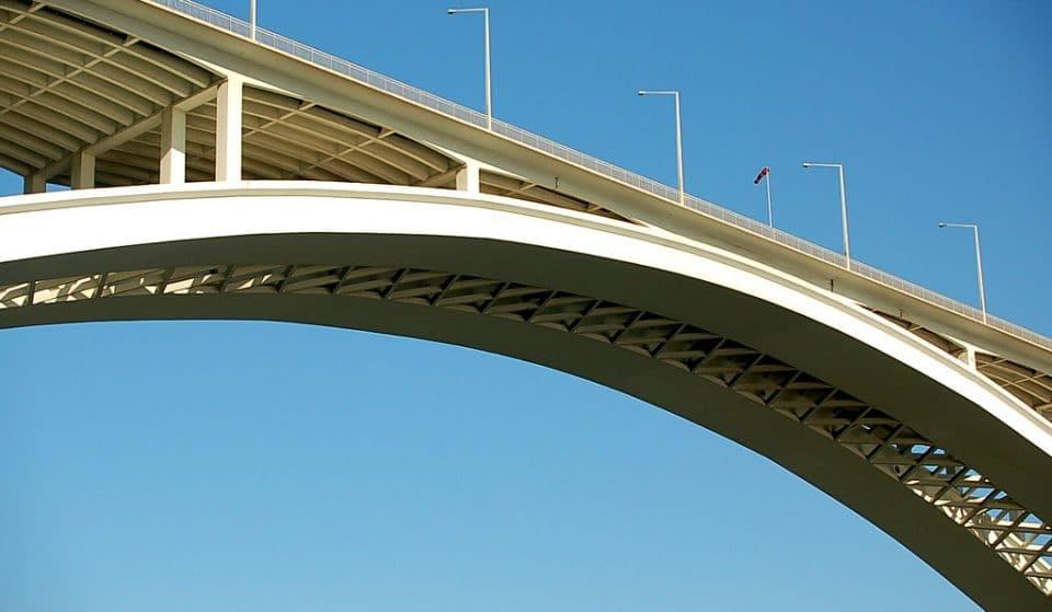 Queres subir a Ponte da Arrábida? Já é possível outra vez