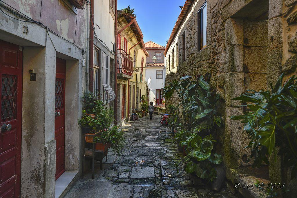 ruas e praças típicas