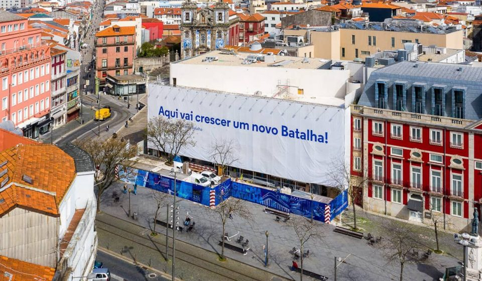 Cinema Batalha será devolvido à cidade em 2022, entretanto, conhece a sua história
