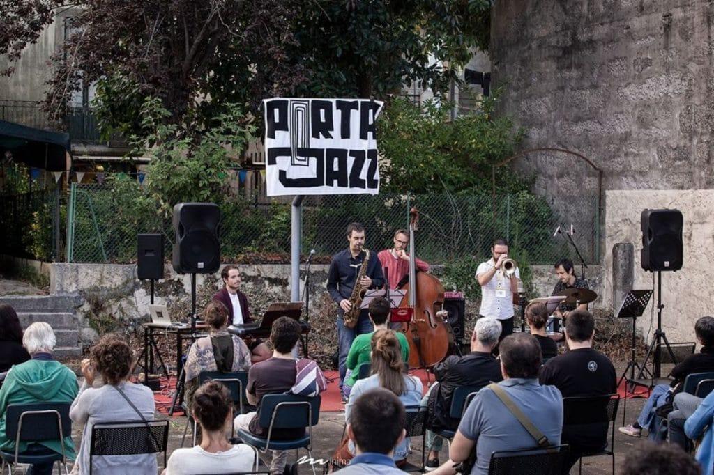 porta jazz