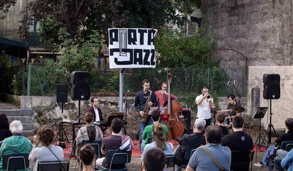 Porta-Jazz ao Relento traz música durante as próximas semanas