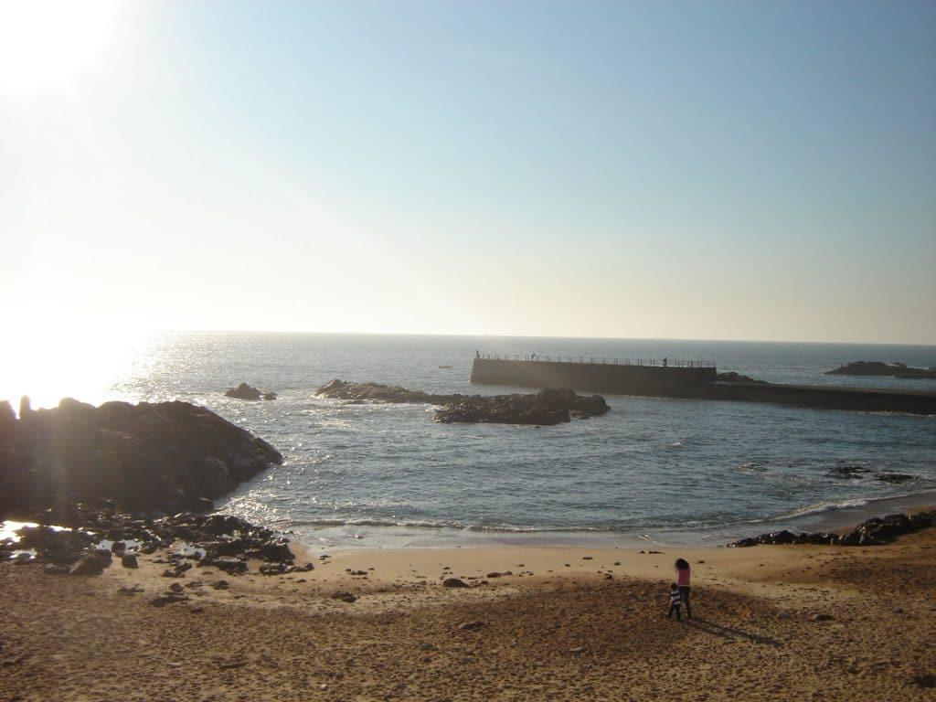praias do porto bandeira azul