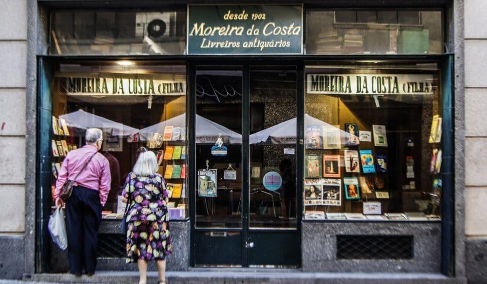 8 alfarrabistas que ainda podes visitar na cidade do Porto