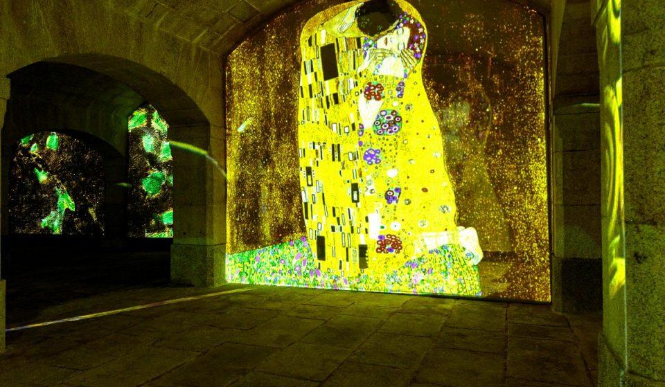 Descobre o universo de Monet e Klimt neste espetáculo imersivo na Alfândega