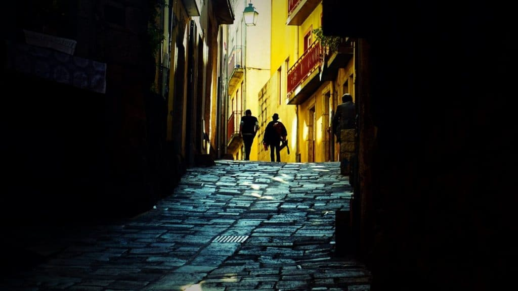 rua de sant'ana