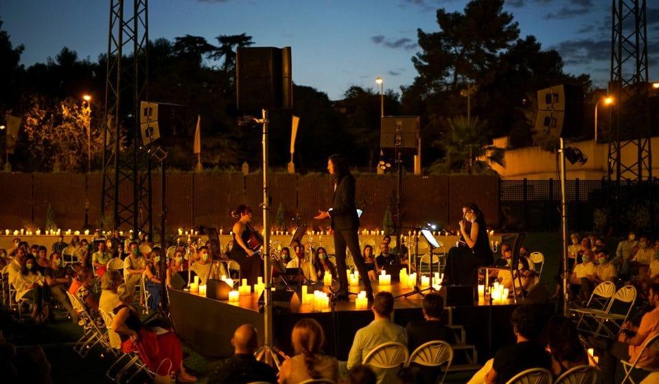 Candlelight Open Air: concertos à luz das velas chegam ao Algarve