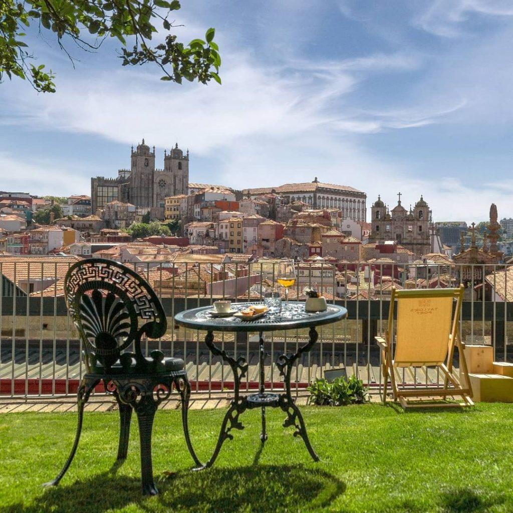 10 dos melhores rooftops no Porto para aproveitar o verão