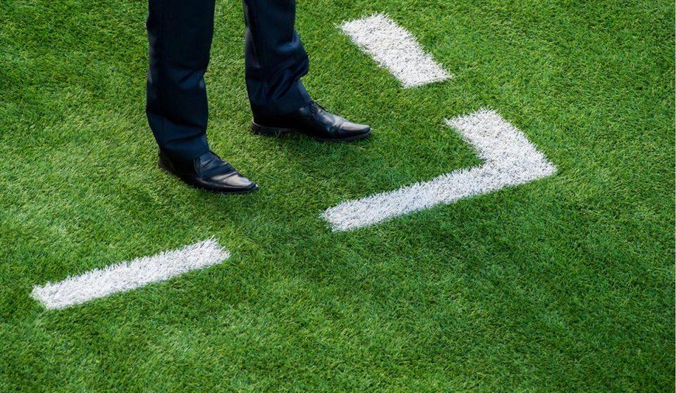 Coach Football Motion: torna-te um treinador profissional de futebol