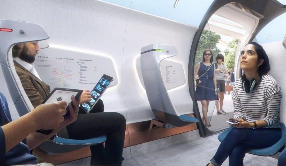 Este comboio super-rápido poderá levar-te de Amesterdão a Paris em apenas 90 minutos