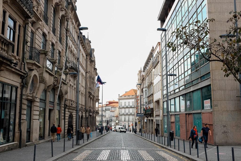 rua sá da bandeira