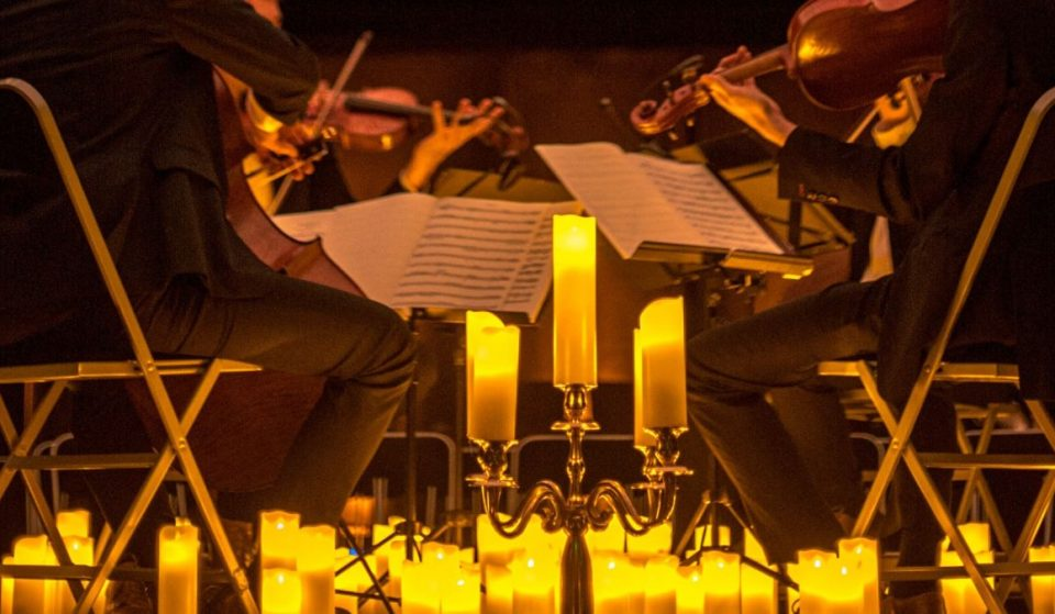Concertos de música clássica à luz das velas no Porto