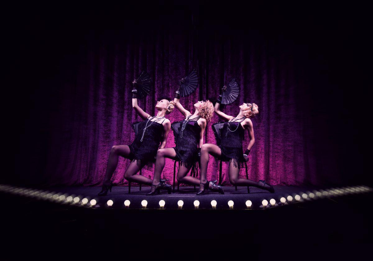 the cabaret show