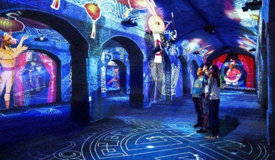 O Fabuloso Circo de Natal: uma nova experiência imersiva que invade a Alfândega