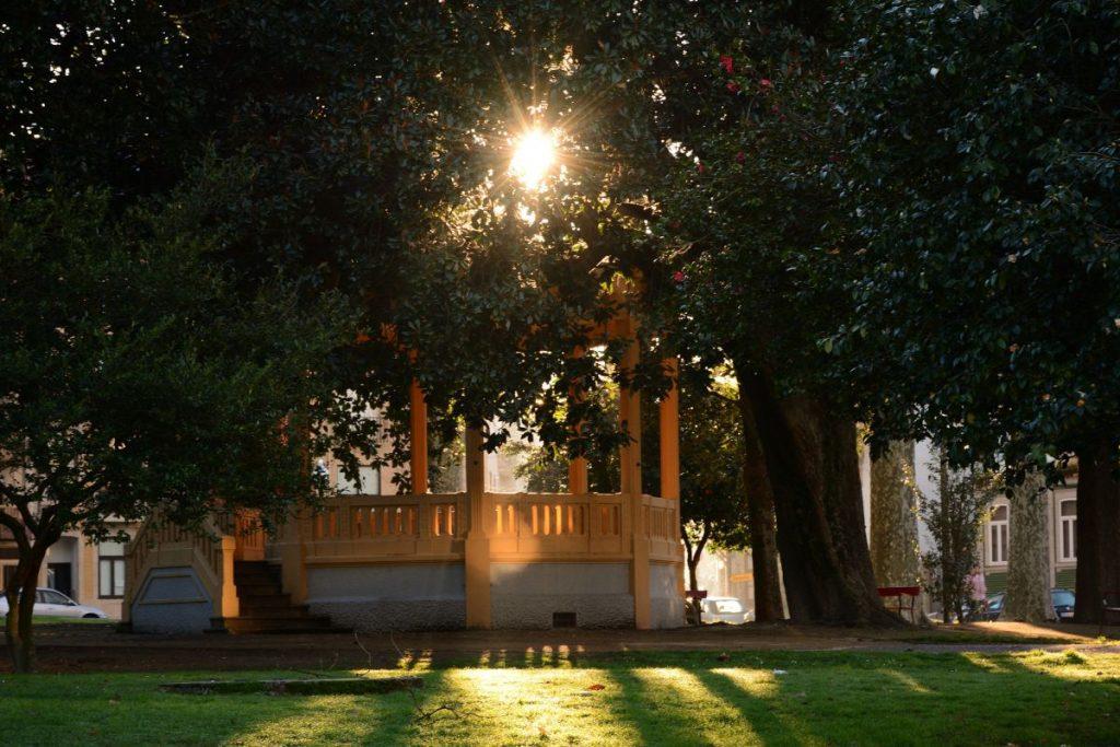A história do Porto que nos conta o Jardim de Arca d'Água