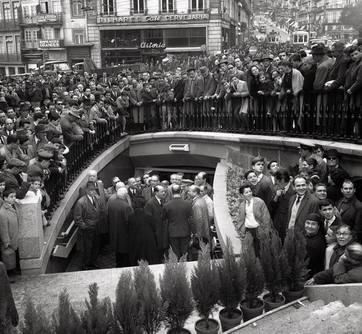 Fotografias do Porto entre os anos 40 a 70