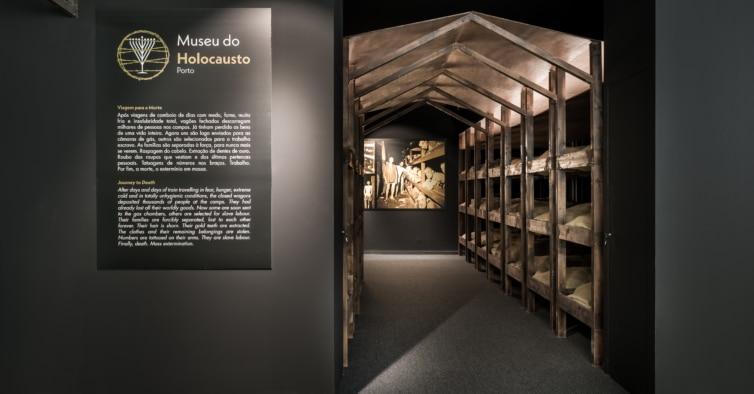 O Porto recebe Museu do Holocausto