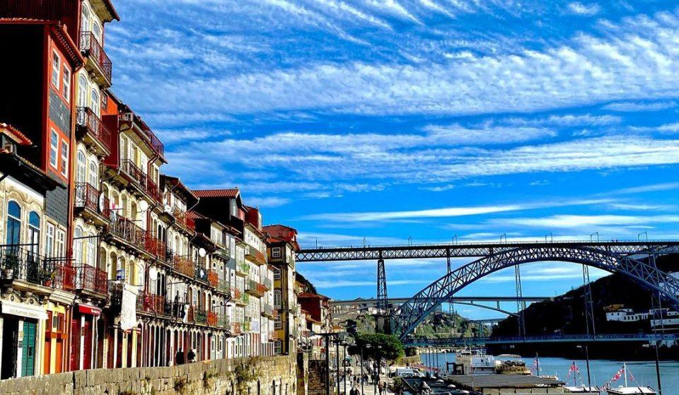 Porto é a melhor cidade europeia para viver em família