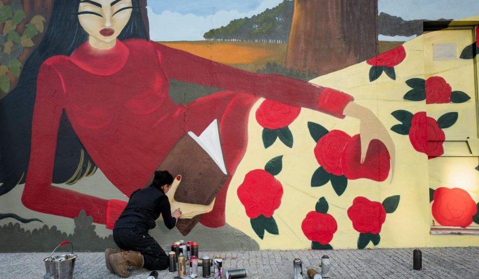 As mais impressionantes obras de arte urbana no Porto
