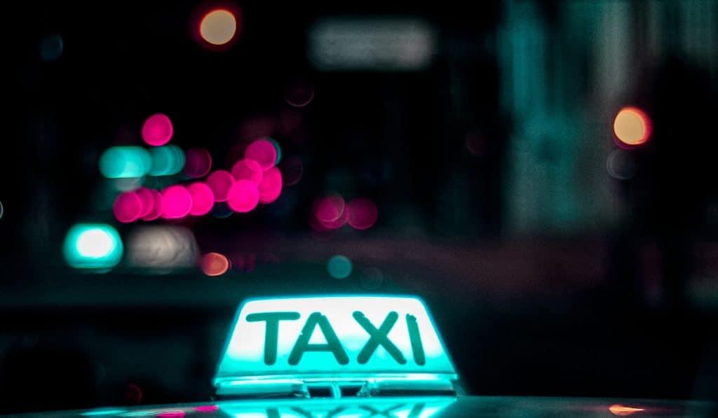 viagem taxi