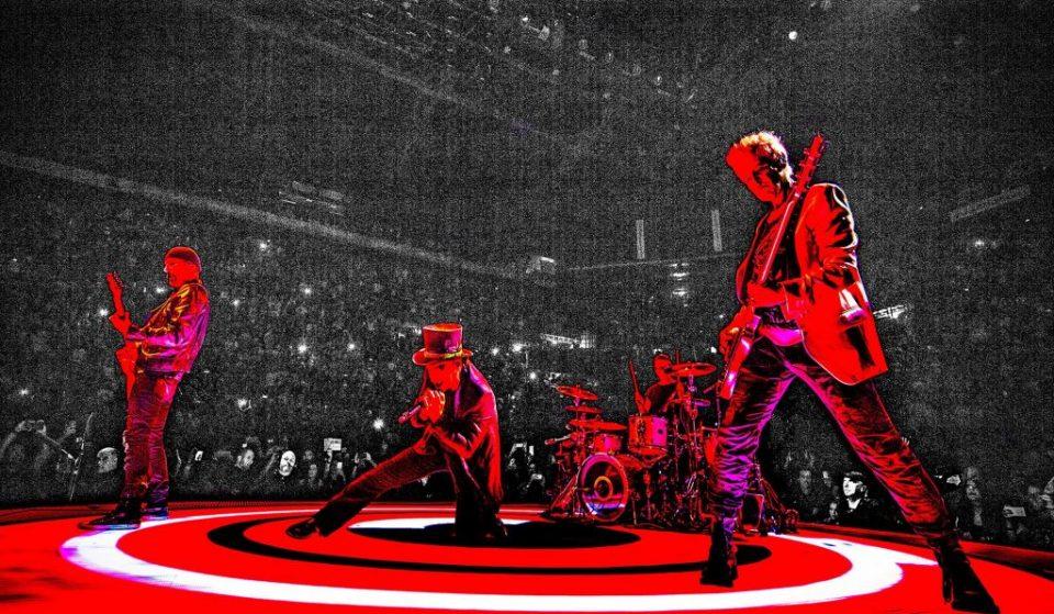 U2 disponibilizam alguns dos seus concertos mais memoráveis no YouTube