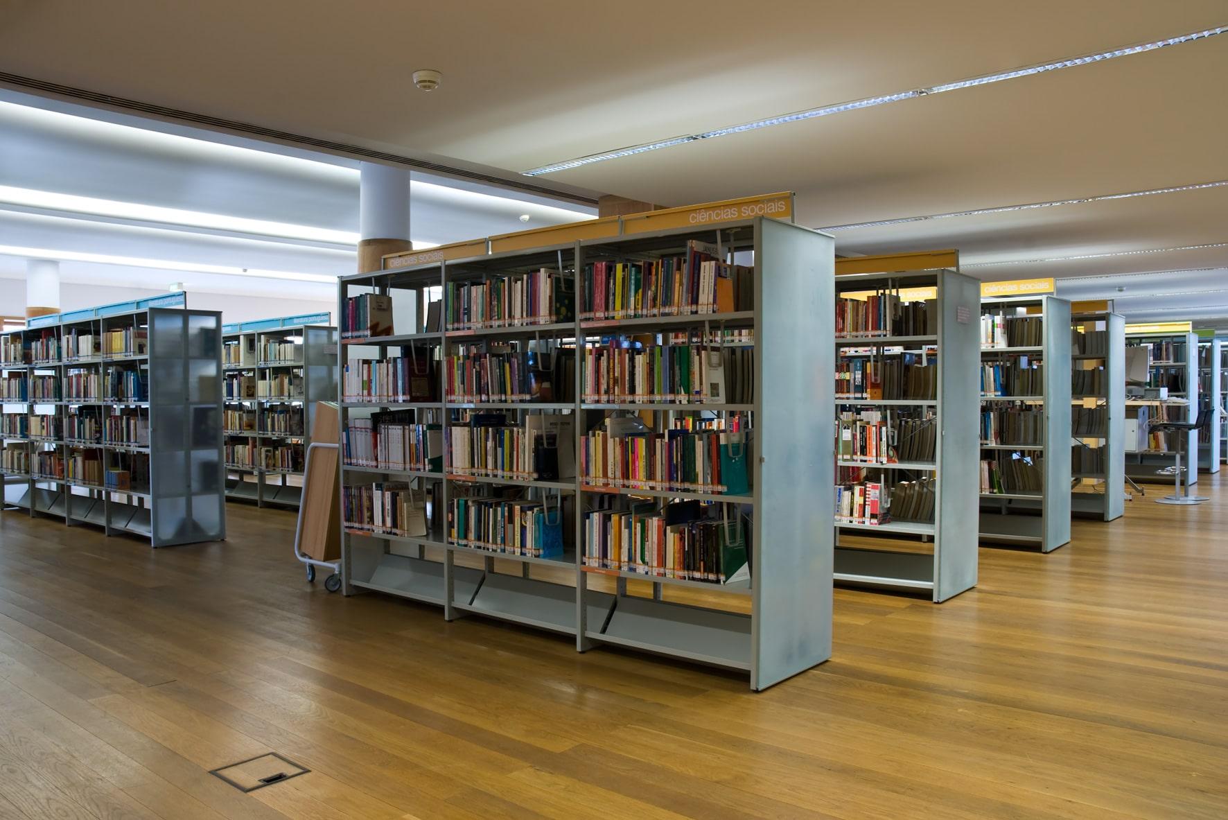 Biblioteca Almeida Garrett
