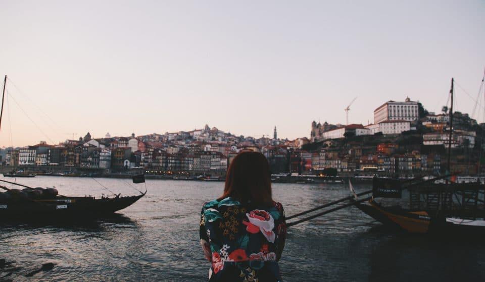 Porto eleito o 2º melhor destino para mulheres que viajam sozinhas