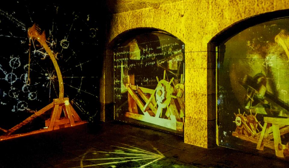 Exposição imersiva multissensorial de Michelangelo & Da Vinci chega ao Porto