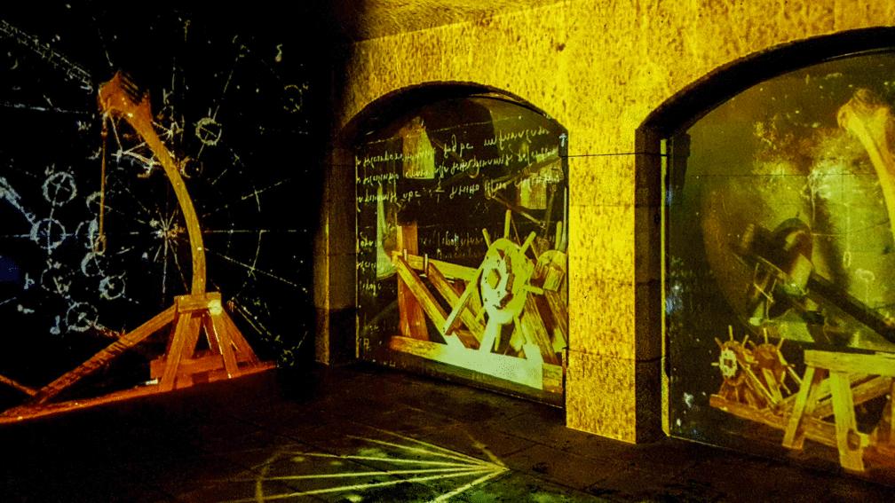 Il Divino Michelangelo & Il Genio Da Vinci by Ocubo