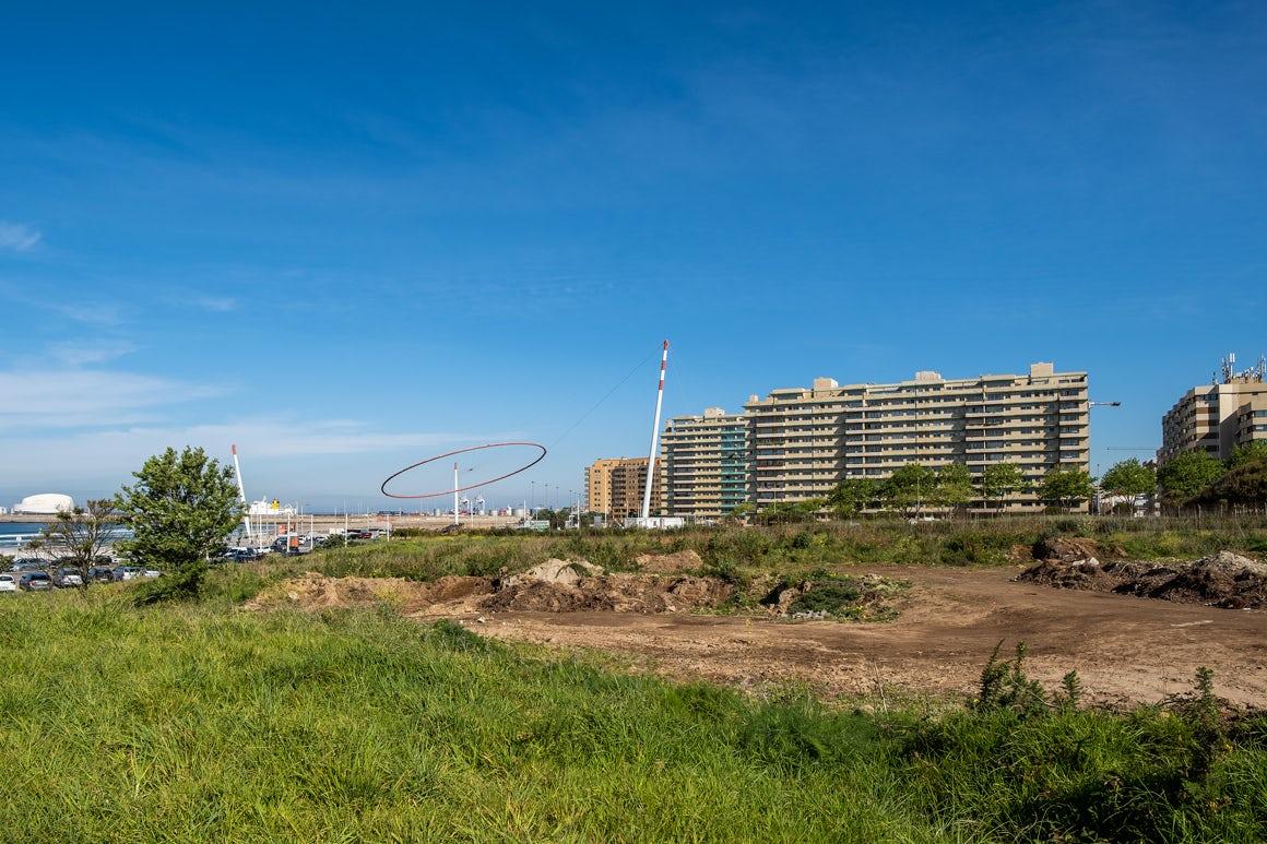 Parque da Cidade ganha area verde