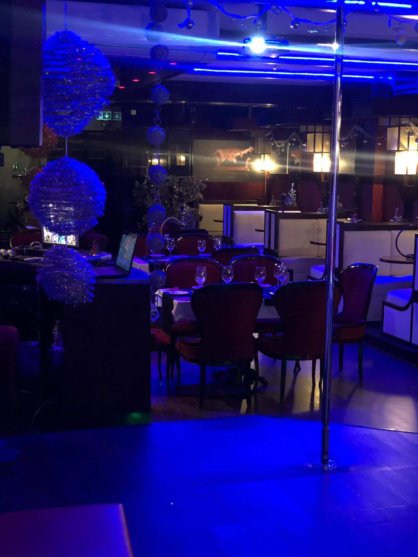 Magic Moments restaurante