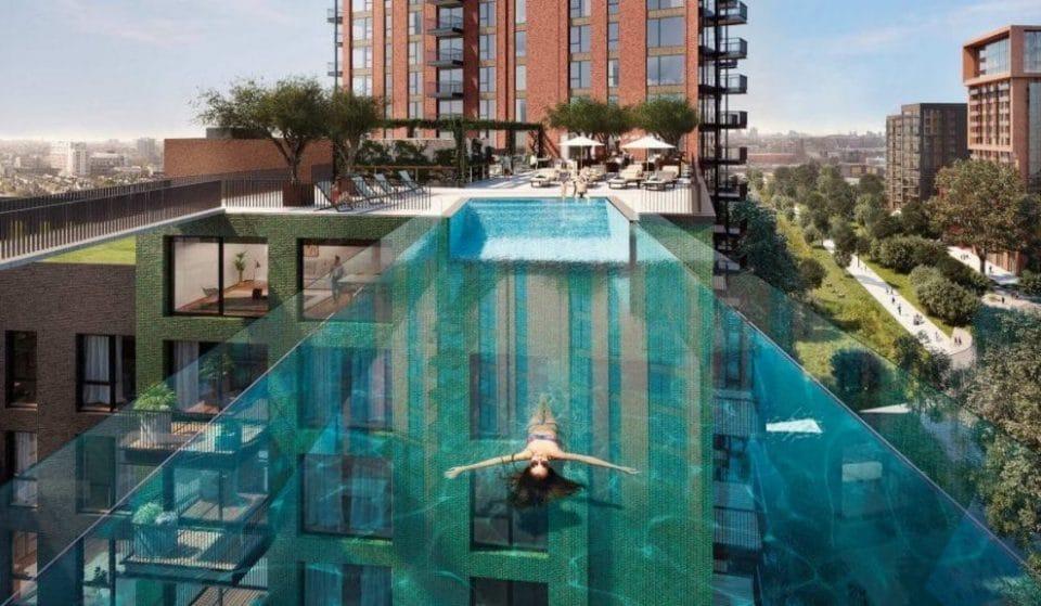 """Londres vai inaugurar uma incrível piscina """"flutuante"""" em maio"""