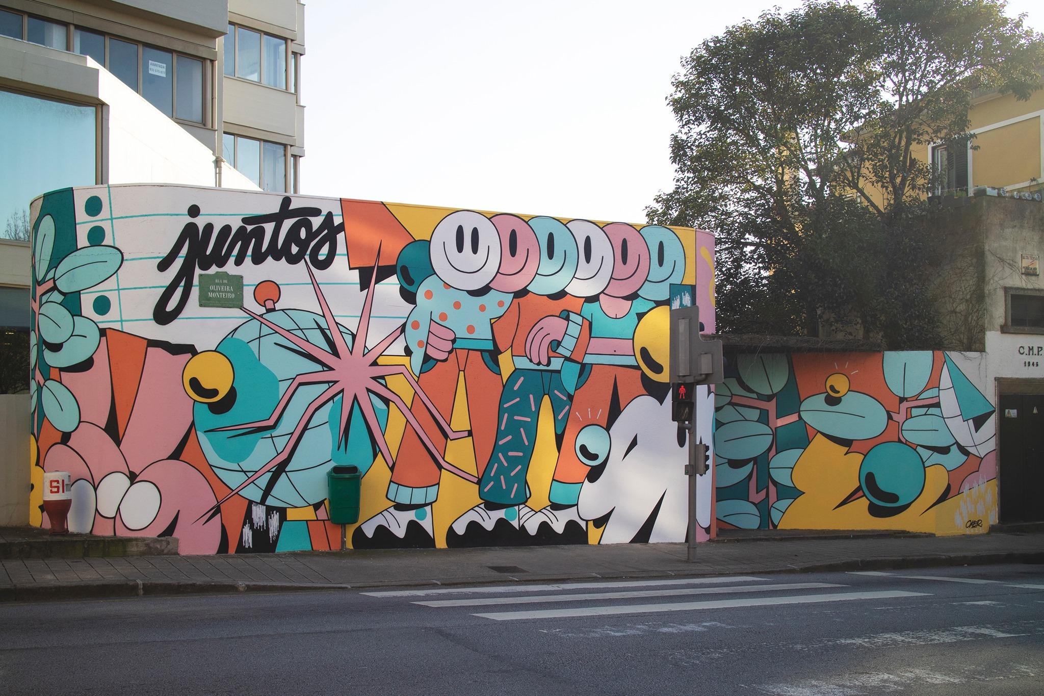 Mural Juntos